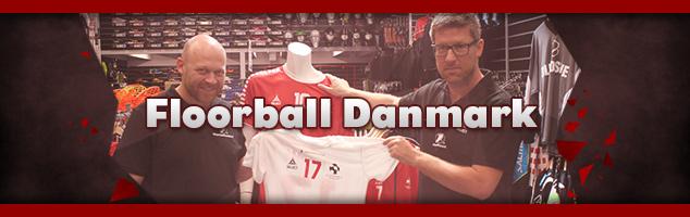 Side banner Floorball Danmark