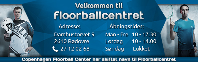 Velkommen til Copenhagen Floorball Center