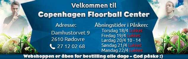 Velkommen til Copenhagen Floorball Center