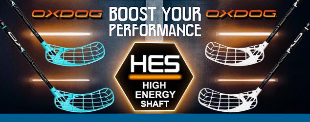 HES - High Energy Shaft